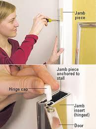 Shower Door Jamb Shower Door Replacing Shower Door Inspiring Photos Gallery Of
