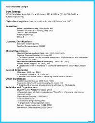 exle of nursing resume detox resume exle nursing format best of sle for