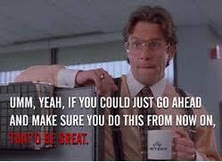 Office Space Stapler Meme - office space stapler meme special offers