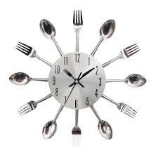 Horloge Cuisine Rouge by Argent Cuisine Horloge Promotion Achetez Des Argent Cuisine