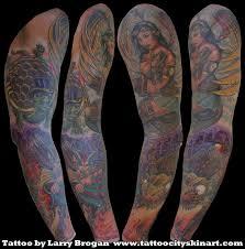 tattoo city skin art studio tattoos cartoon steam punk