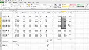 Project Spreadsheet Cost Of Debt Spreadsheet Explanation Wacc Project Youtube