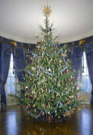 white house christmas decorations from the kennedys to the obamas