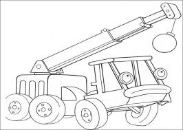 bob builder lofty coloring pages coloring pages