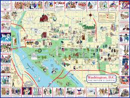 Washington Dc Parking Map by Parking Map Ronald Reagan Washington National Airport Chainimage