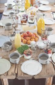 breakfast table ideas a cozy scandinavian country kitchen brunch table setting brunch