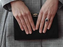 kate wedding ring what is the third ring kate middleton wears with engagement