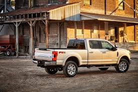 Ford F350 Truck - 2017 ford f350 king ranch exterior 5 truck camper magazine