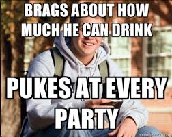 College Guy Meme - the best of the college freshman meme