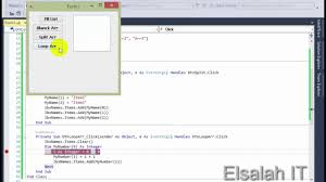 visual basic for loop 027 for loop with arrays visual studio 2015 visual basic visual