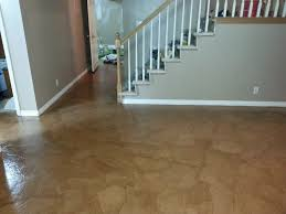 Laminate Basement Flooring My First Paper Bag Floor A Test And Learn A Purposeful Path