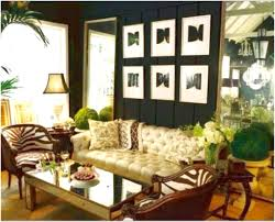 African Safari Home Decor Living Room Decorating Ideas African Theme Nice Safari African