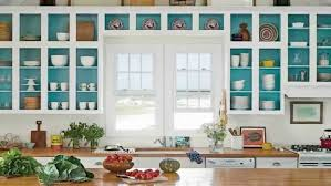 Rustic Kitchen Storage - kitchen rustic kitchen coastal design minimalist wall decor in