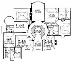 l shaped towhnome courtyards mexican house plans spanish courtyard modern style homes with
