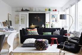 and chic scandinavian living room designs