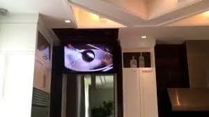 Kitchen Under Cabinet Tv by Get Mount It Tv Ceiling Mount Kitchen Under Cabinet Tv Bracket
