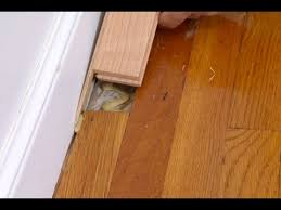 how to repair a tongue and groove wood floor this house