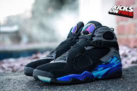 jordan shoes black friday air jordan 8 aqua black friday 2015 u2022 kicksonfire com