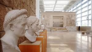 Museum For The Blind Rome U0027s Ara Pacis Museum Launches Hi Tech Experience For Blind