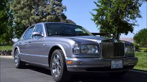 roll royce rollls 2000 rolls royce silver seraph for sale 7 29 13 youtube