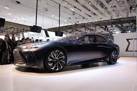 lexus is250 fc lexus lf fc hints at the future of the ls autos ca