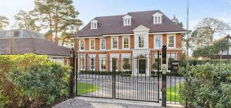 6 bed luxury house wentworth estate virginia water octagon homes wentworth wonder wentworth wonder