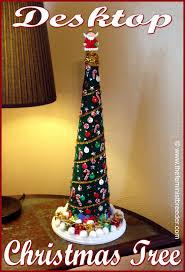 best 25 desktop christmas tree ideas on pinterest mini