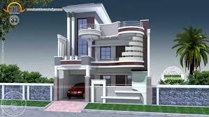 home design exterior home design plans middle exterior view layout construction duplex