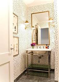 wallpapered bathrooms ideas wonderful wallpaper collection bathroom ideas capricious