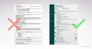 resume template simple simple resume templates 15 exles to use now