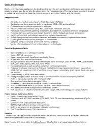 sle cv for job resume for clothing sales associate fashion stylist and cv sle