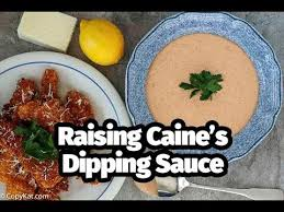 cuisine afro am icaine raising canes dipping sauce