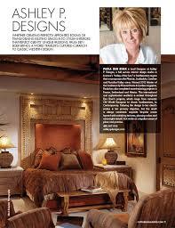 Western Interior Design by Western Interior And Design Cowgirl Magazine