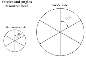 circles and angles with videos worksheets games u0026 activities