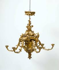 Adam Wallacavage Octopus Chandelier For Sale by Anonymous Chandelier Anonymous C 1750 C 1770