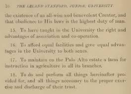 how to write a reflection paper on an interview beyond capitalism leland stanford s forgotten vision stanford gave a lengthy exposition of his purposes for the university to his biographer hubert h bancroft after describing two foundational purposes of