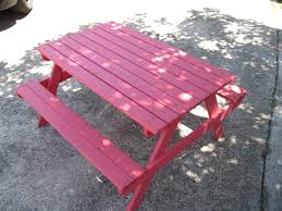 Picnic Bench Hire Childrens Table And Chair Hire Brisbane Castle Hire