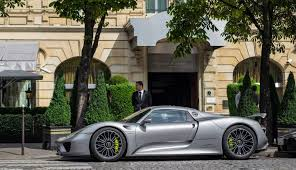 porsche 918 crash porsche 918 spyder will be sold out by december