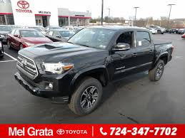toyota 4wd models new 2017 toyota tacoma trd sport double cab in hermitage 40836