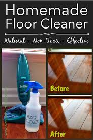 wood floor cleaner 18190