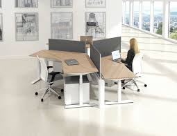 Modern Workstation Desk by Modular Office Furniture Modern Workstations Cool Cubicles Sit
