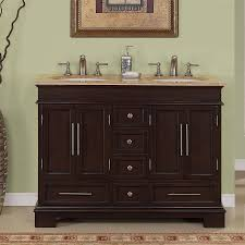Narrow Bathroom Vanity by Bathroom Brown Bathroom Vanity Bathroom Cabinets And Countertops