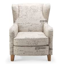 French Script Armchair Furniture France Furniture Occasional Chairs Industries For Home