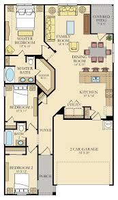 Barrington Floor Plan Roffee New Home Plan In Colorado Crossing Oak Knoll Ii Collection