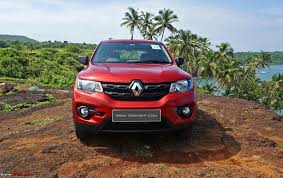 renault kwid boot space renault kwid 1 0l official review team bhp