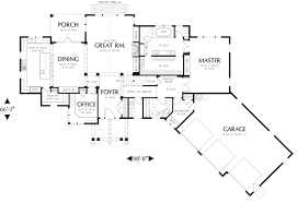 ranch homes floor plans the big rancher floor plans