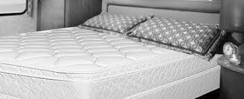 rv camper and travel trailer mattresses 60x74