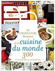 le grand livre marabout de la cuisine du monde babelio