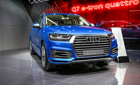 maserati tron the q7 e tron might come to america u2013 news u2013 car and driver car