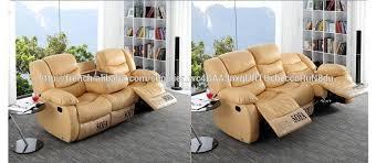 canapé inclinable fauteuil inclinable pivotant électrique canapé inclinable en cuir